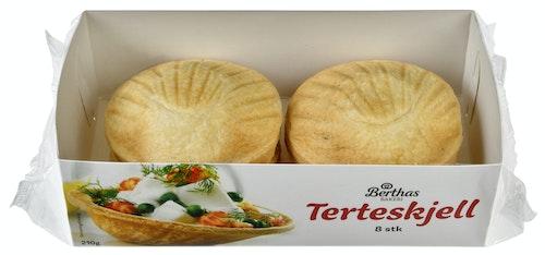 Berthas Terteskjell 210 g