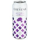 Grevens Cider Skogsbær