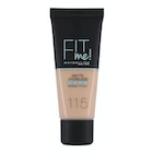 Fit Me Matte & Poreless Ivory Foundation