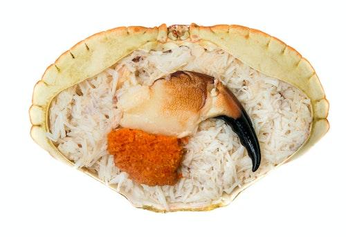 Kongshaug Krabbe Frosne Fylte Krabbeskjell 1 stk