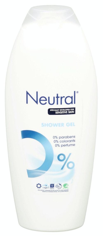 Neutral Showergel 750 ml