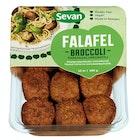 Fersk Falafel Brokkoli