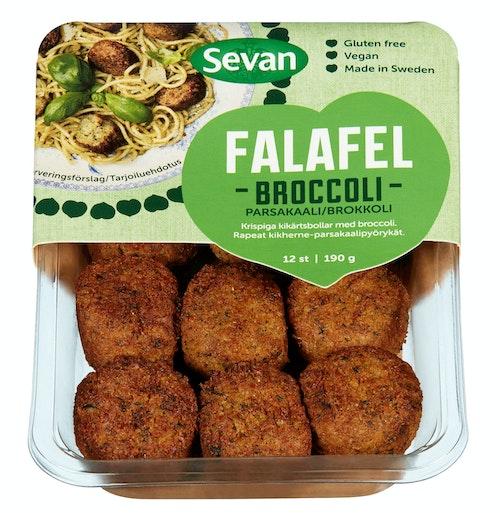 Sevan Fersk Falafel Brokkoli 190 g