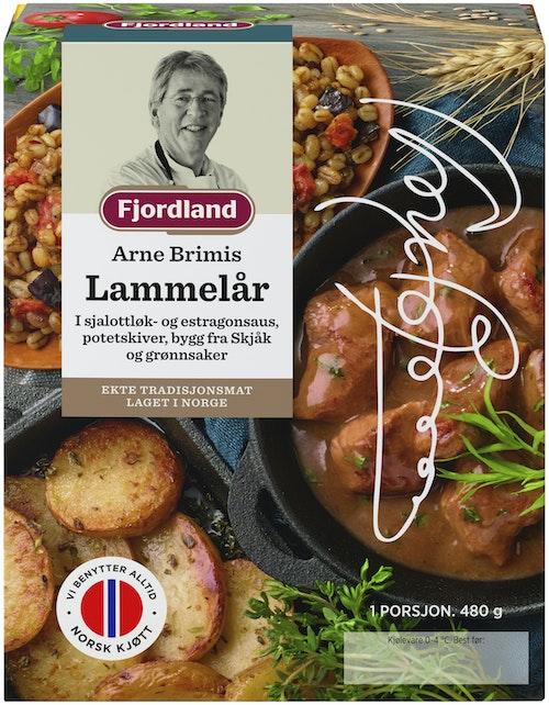 Fjordland Brimis Lammelår 480 g