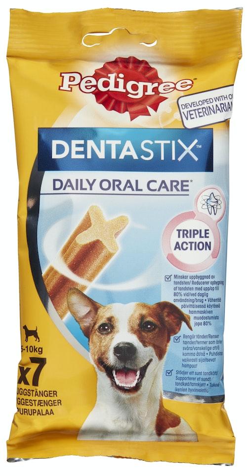 Pedigree Dentastix Small 7 stk, 110 g