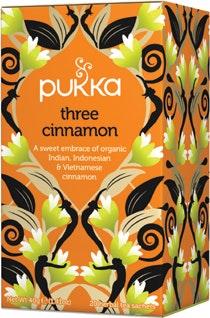 Pukka Pukka Three Cinnamon Tea 20 stk