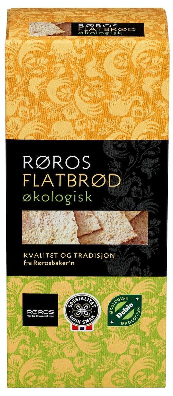 Røros-Flatbrød Økologisk 190 g