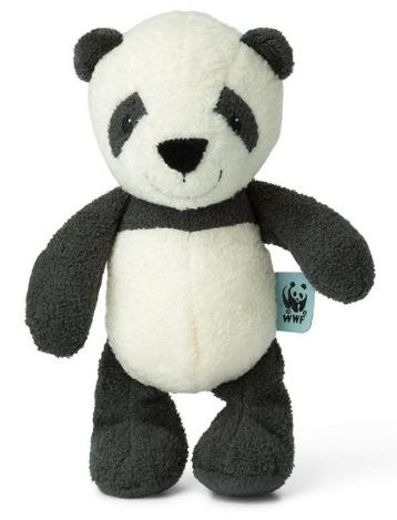 Bon Ton Toys Panu the Panda with Bell 22cm, 1 stk