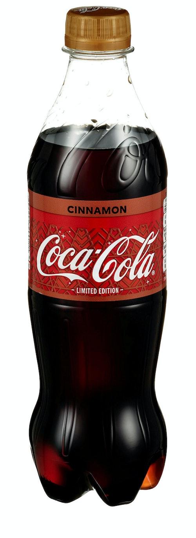 Coca-Cola Coca-Cola Cinnamon 0,5 l