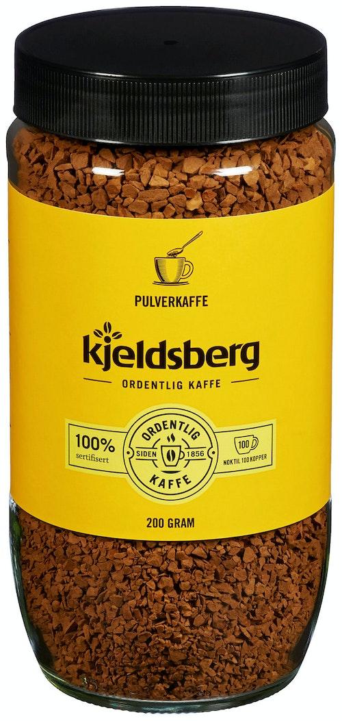 Kjeldsberg Kaffebrenneri Instantkaffe 200 g