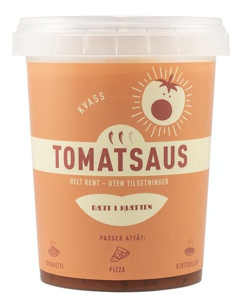 Tomatsaus #kvass 0,5 l