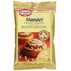 Hakkede Mandler