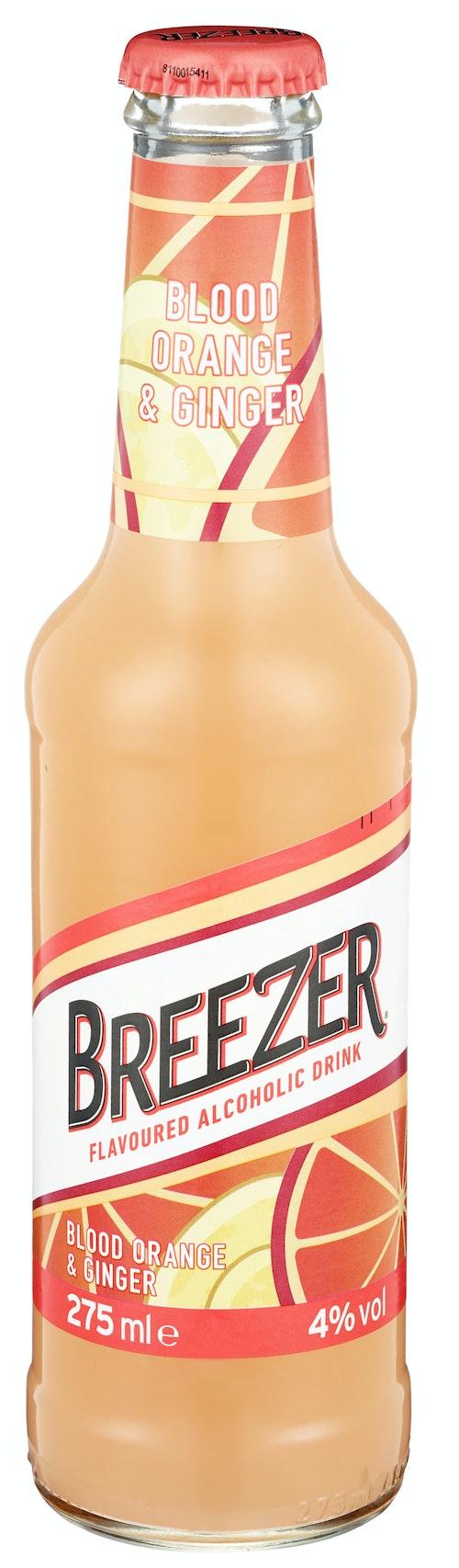 Bacardi Bacardi Breezer Blood Orange & Ginger 275 ml