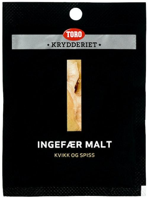 Toro Ingefær Malt, 15 g
