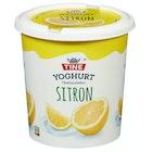 TINE Yoghurt Sitron
