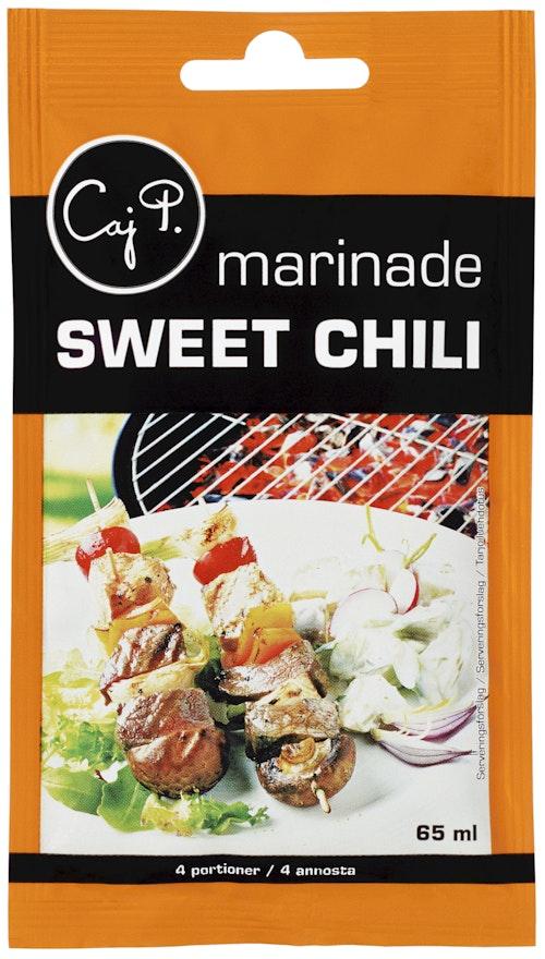 Caj P Caj P. Marinade Sweet Chili 65 ml