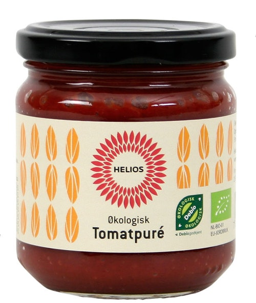 Helios Tomatpuré Økologisk, 200 g