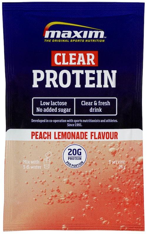 Maxim Maxim Clear Protein Peach 26 g