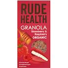 Strawberry & Raspberry Granola