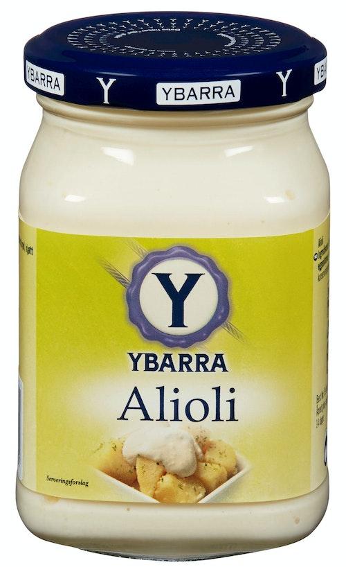Ybarra Alioli 225 ml