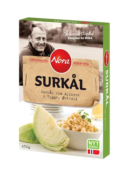 Nora Surkål 450 g