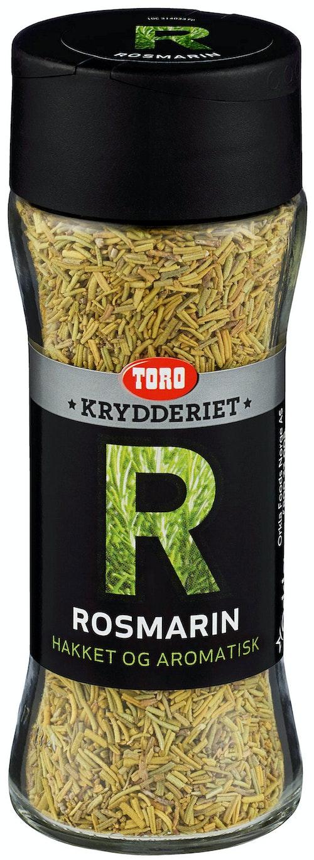 Toro Rosmarin Tørket, 42 g