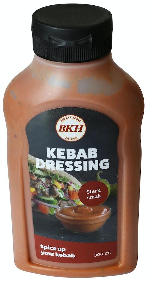 Bislett Kebab House Bislett Kebab House Kebabdressing Sterk 300 ml