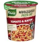 Knorr Snack Pot Wholegrain Tomato & Bacon