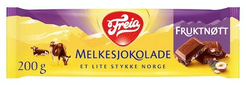 Freia Fruktnøtt 200 g
