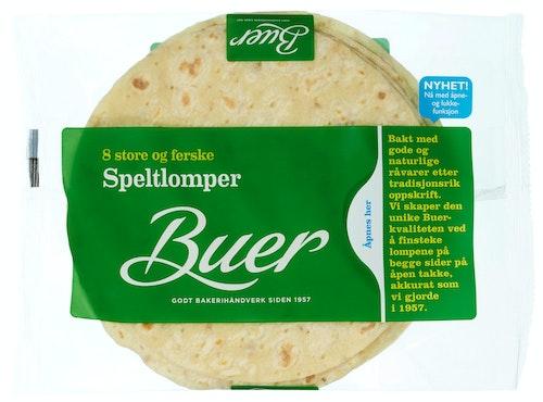 Buer Store Speltlomper Buer 8 stk
