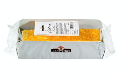 Bakeverket Gulrotkake 350 g