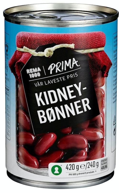 REMA 1000 Kidneybønner 420 g