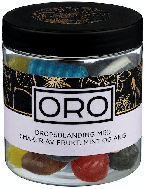 ORO Blandede Drops 170 g