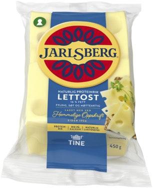 Tine Jarlsberg Lettost 16% Fett, 450 g
