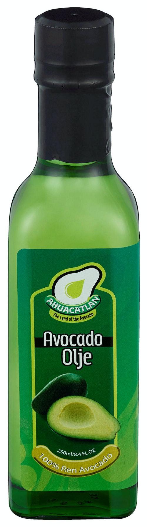 Ahuacatlan Avocadoolje 250 ml