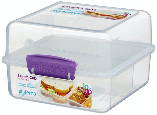 Sistema Lunch Cube To Go 1,4l, 1 stk