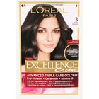 Excellence 3 Mørkebrun