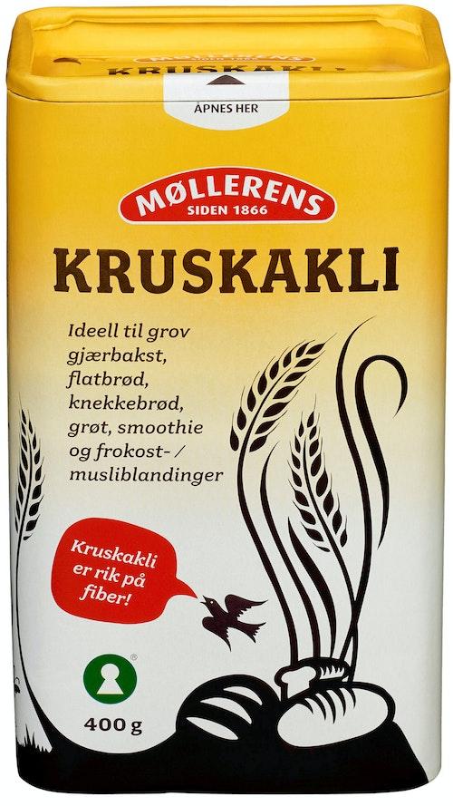 Møllerens Kruskakli Hvete 400 g