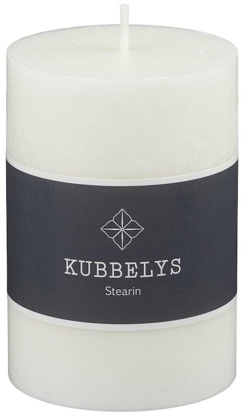 Kubbelys Stearin 7x10cm, 1 stk