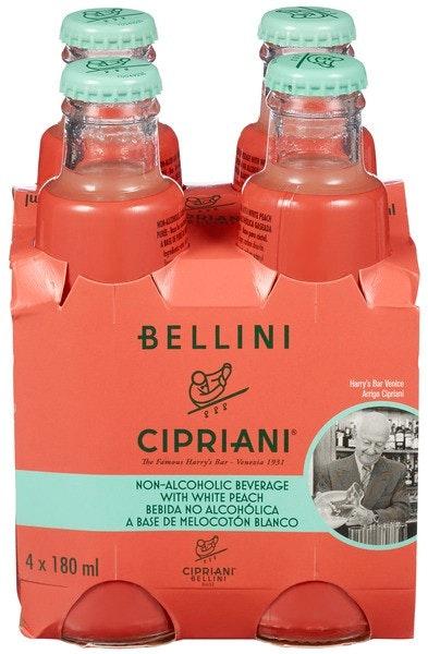 Cipriani Bellini Mix Cipriani 4 stk