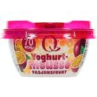 Yoghurt Mousse Pasjonsfrukt