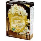 Micropopcorn med Smør