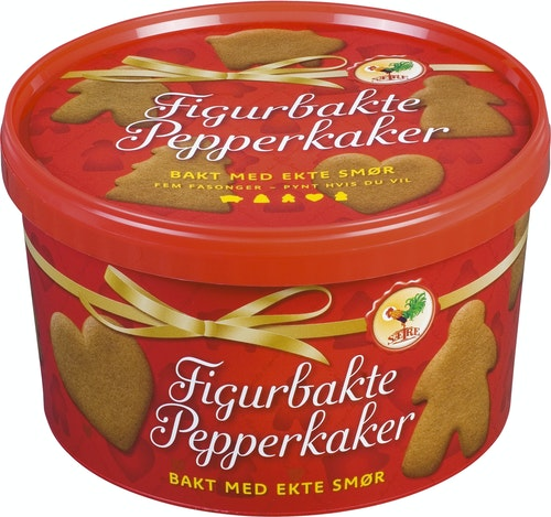 Sætre Figurbakte Pepperkaker 375 g