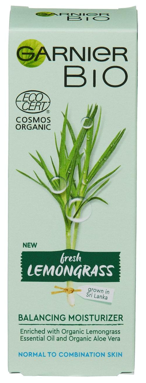 Garnier Lemongrass Moisturizer Garnier Bio 1 stk