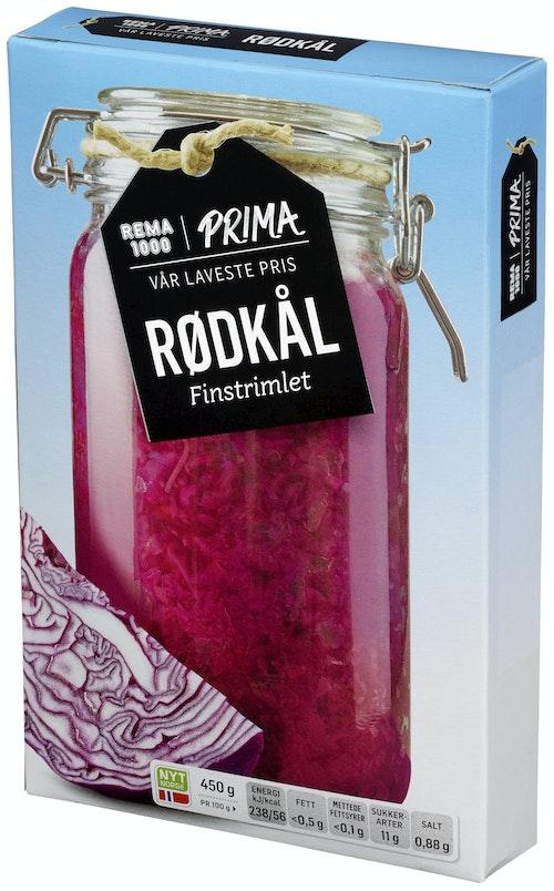 REMA 1000 Rødkål 450 g