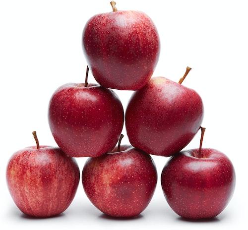 Epler, Røde, 6 pk Royal Gala/ Italia, 950 g