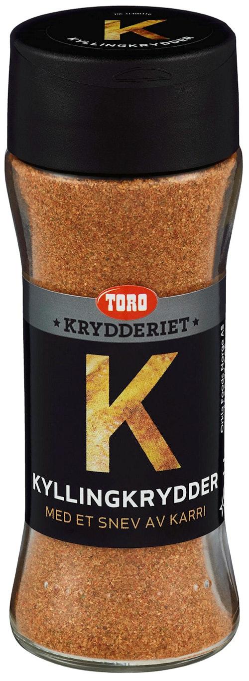 Toro Kyllingkrydder 101 g