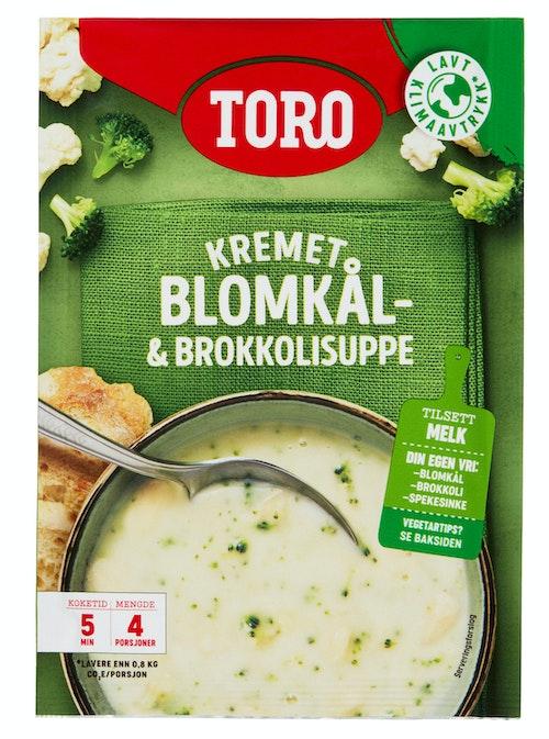 Toro Blomkål & Brokkolisuppe 1 l