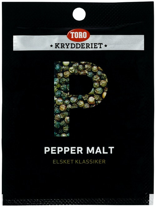 Toro Sort Pepper Malt 13 g