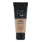 Fit Me Matte & Poreless Natural Beige Foundation